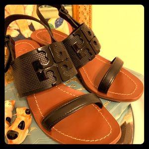 Tory Burch Melinda sandals 45mm heels in 5 $80